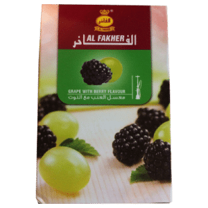 AL FAKHER - GRAPE WITH BERRY